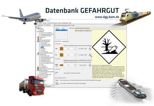 Dangerous Goods Database